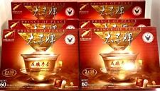Prince of Peace American Wisconsin Ginseng Root Tea (2x30 Bags)1.8gx60(Pack of 6