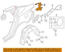 KIA OEM Optima-Taillight Tail Light Lamp Bracket Mount Pocket Right 69141D5000