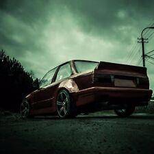 BMW 3 E30 REAR BOOT TRUNK TAILGATE SPOILER DUCK TAIL DRIFT 24H DISPATCH!!!