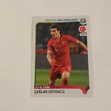 Panini Road to UEFA Euro 2020 Pack of 3 Stickers