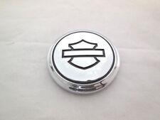 Harley Davidson B&S Emblem Medallion Sissy Bar Windschild Koffer 14100747MP