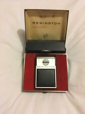 Antique Remington Selectric Shaver With No Missing Parts & Fully Working