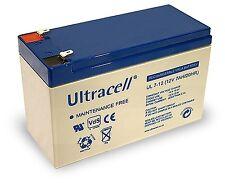 AGM Akku POWER Batterie 12V 7,0A CTM Gitter Vlies Glasfaservlies Gel 12Volt VdS