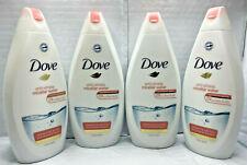 4- PCS-Dove ANTI-STRESS Micellar Water Body Wash~Ultra Mild & Gentle 16oz Each