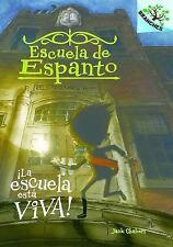 LA ESCUELA ESTß VIVA! / THE SCHOOL IS ALIVE! - CHABERT, JACK/ RICKS, SAM (ILT) -