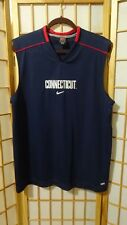 Nike Dri Fit Connecticut UConn Basketball jersey size medium M