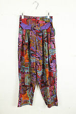 Viscose/Rayon Vintage Trousers for Women