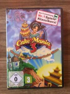 Cake Mania 3 (2009) - eine mystische Reise ab 0 Jahren