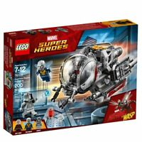 Lego Super Heroes 76109 Marvel Antman & The Wasp Quantum Realm Explorers - New
