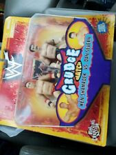 WWE Dan Severn vs Ken Shamrock signed Action Figure  w/COA  UFC MMA