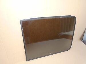 CHEVY VAN POP OUT WINDOW tinted G20 30 GMC Beauville Sportvan side glass