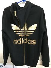 adidas Originals Men's Trefoil Hoodie, Dust Pink, 2X Large