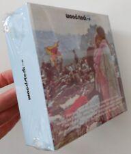 V. A. WOODSTOCK EMPTY BOX FOR JAPAN MINI LP CD SANTANA JEFFERSON CROSBY   G03