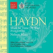 Haydn / Wetton / Dav - Joseph Haydn: Mass in Time of War [New CD]