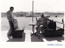 Dean Stockwell Bernhard Wicki Paris, Texas Wim Wenders Original Vintage 1984