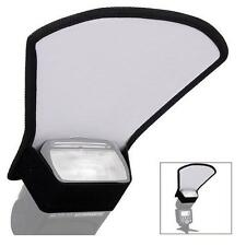 Lite-Scoop Flash Diffuser Softbox Silver/White Reflector for Canon Nikon Olympus