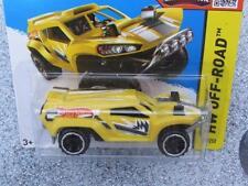 Hot Wheels 2015 #102/250 LAND CRUSHER yellow HW OFF-ROAD Case N