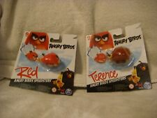 angry birds speedsters set of 2 Red & Terence