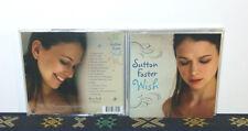 Sutton Foster – Wish - CD, 2009 - Pop Musical Vocalist Ghostlight 8-3316 - RARE