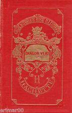 DRAGON VERT / Bibliothèque Rose Illustrée / J. BISSELL THOMAS / 1956 / 1.Edition