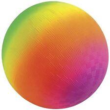 Playground Ball 15cm - Children's Textured Neon Rubber Ball