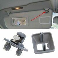 fahrzeug - clip klammer auto - sonnenblende haken For Audi A1 A3 A4 A5 Q3 Q5 Q7