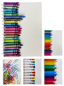 Various Premium Stationery Print A5 Dotted Notepads 80gsm 70 Sheets