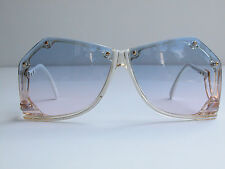 Cazal Vintage Sunglasses - NOS - Model 860 - Col.192- Gold & White, Transparent