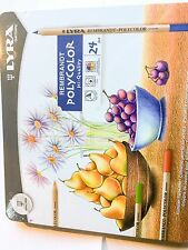 Rembrandt Coloured Pencils Lyra Polycolor High Quality For Artists