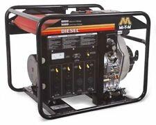Generator 6000 Watts 5000 Watts 92 Hp Yamar Diesel W Electric Start