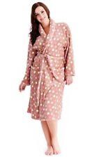 Spotted Regular Nightwear Robes for Women