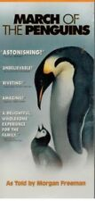 March of the Penguins + (DVD) BRAND NEW IN SHRINKWRAP!
