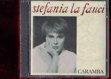 STEFANIA LA FAUCI-CARAMBA TIMBRO SIAE A SECCO CD NUOVO SIGILLATO