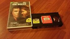 THE BOXER - DANIEL DAY-LEWIS  -    VHS VIDEO