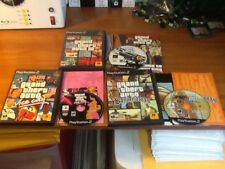 Grand Theft Auto III + GTA Vice City + San Andreas (Playstation 2) *TESTED* PS2