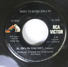 Jazz 45 Al (He'S The King) Hirt - Music To Watch Girls By / His Girl On Rca Vict