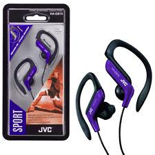 JVC ha-eb75a sports adjustable ear clip earphones headphones gym running jogging