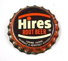 Vintage pepsi cola Hires Root Beer soda cerveza tapita estados unidos Bottle Cap
