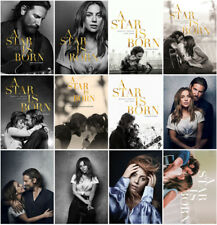 12pc A Star Is Born Movie 2018 Mirror Surface Postcard Promo Poster Card HTYUUII