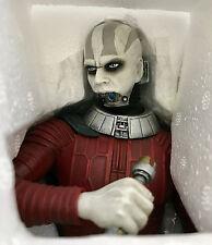 Star Wars Gentle Giant Statue Bust Darth Malak - #304 of 2000