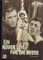 IFB 6198 / Ein Köder für die Bestie / Gregory Peck, Robert Mitchum, P. Bergen