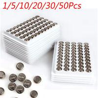 Knopfzelle Batterie AG13 Cell Coin Batterien L1154 LR44 1,55V Alkaline Batterie