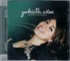 GABRIELLA CILMI : LESSONS TO BE LEARNED / CD - TOP-ZUSTAND