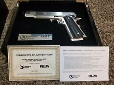RWA GRP 1911 NightHawk Stainless Steal GBB Super Rare!!! LIMITED!!!