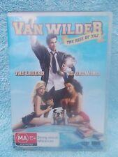VAN WILDER-THE RISE OF TAJ,KAL PENN MA R4
