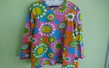 Wee Winter Woolies by Flap Happy Girls Size 6 Top Shirt