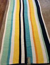 "Resort Beach Towel 35""X70"" Multicolor Striped NEW"