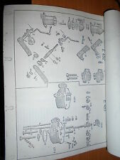 Motostandard Gutbrod tracteur SUPERIOR 1040 diesel : catalogue pièces photocop