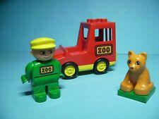 Lego Duplo Zoo Transporter,LKW für Tiere