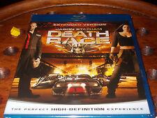 Death Race  Blu-Ray ..... Nuovo